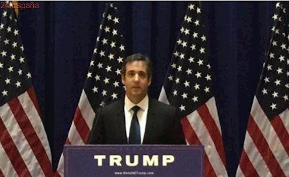 El abogado de Donald Trump publica una foto de su hija en ropa interior