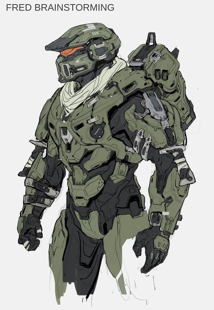 Check out this great collection of Halo 5: Guardians concept art by Kory Lynn Hubbell! http://conceptartworld.com/?p=41224