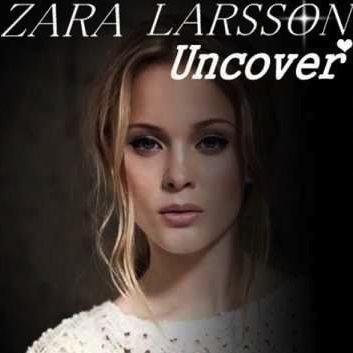 Zara Larsson Uncover cover art