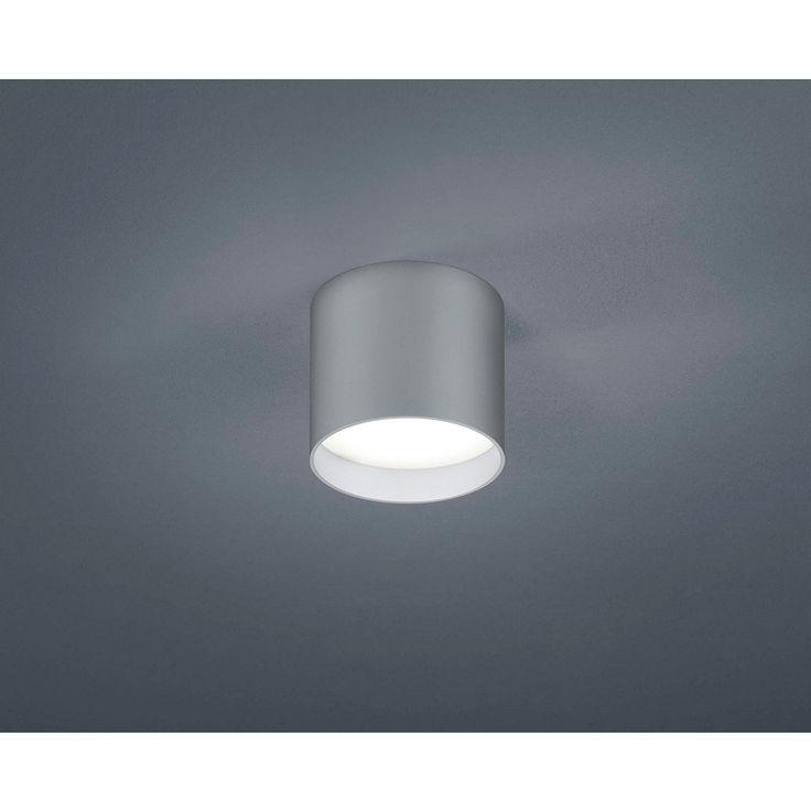 HELESTRA LED-DECKENLEUCHTE, Grau Jetzt bestellen unter: https://moebel.ladendirekt.de/lampen/deckenleuchten/deckenlampen/?uid=53d5f3fc-c56a-5ca8-9764-7cdfe4c43335&utm_source=pinterest&utm_medium=pin&utm_campaign=boards #deckenleuchten #lampen #deckenlampen