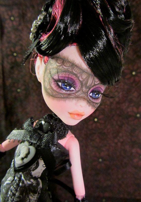 Monster High Doll Repaint
