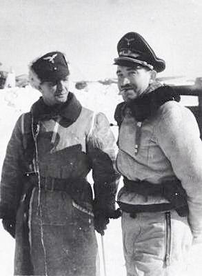 Adolf Galland - Luftwaffe pilot
