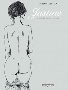 Justine, d'après le Marquis de Sade, de Guido Crepax