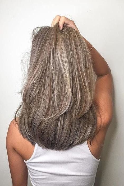 Chocolate Ash Blonde