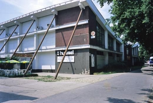 Gymnase à Bratislava