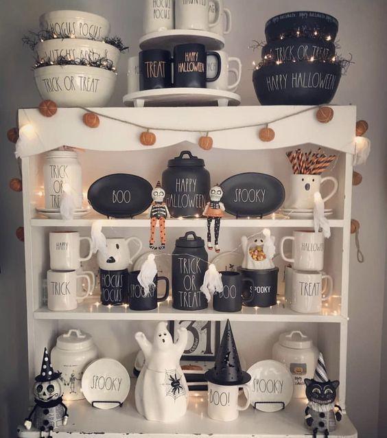 90+ DIY Indoor Halloween Decor Ideas To Welcome Spooky