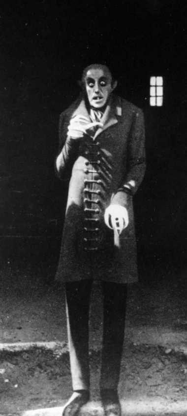 the haunting themes in nosferatu a film by f w murnau Fw murnau's classic nosferatu (1922) for party decoration at halloween with silent film horror theme as the vampire in fw murnau's 1922 film nosferatu.