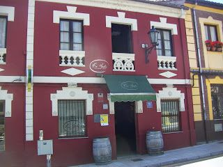 Noreña, Ca Sabi, exterior    Ca Sabi   Fray Ramón, 25  Noreña (ver mapa) Teléfono: 984 280 261