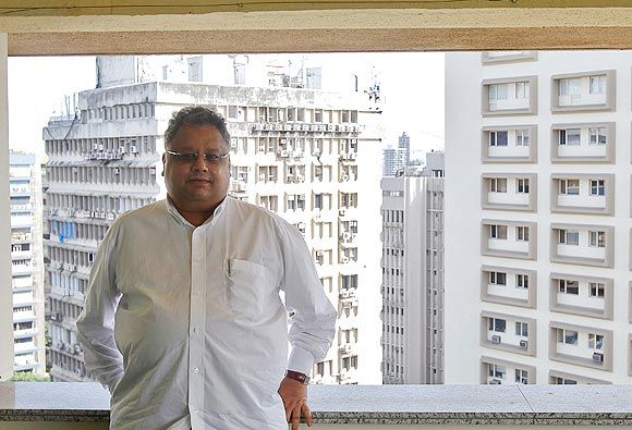 Rakesh Jhunjhunwala Just Got Even Richer By More Than Rs 875 Crore In A Single Trading S...