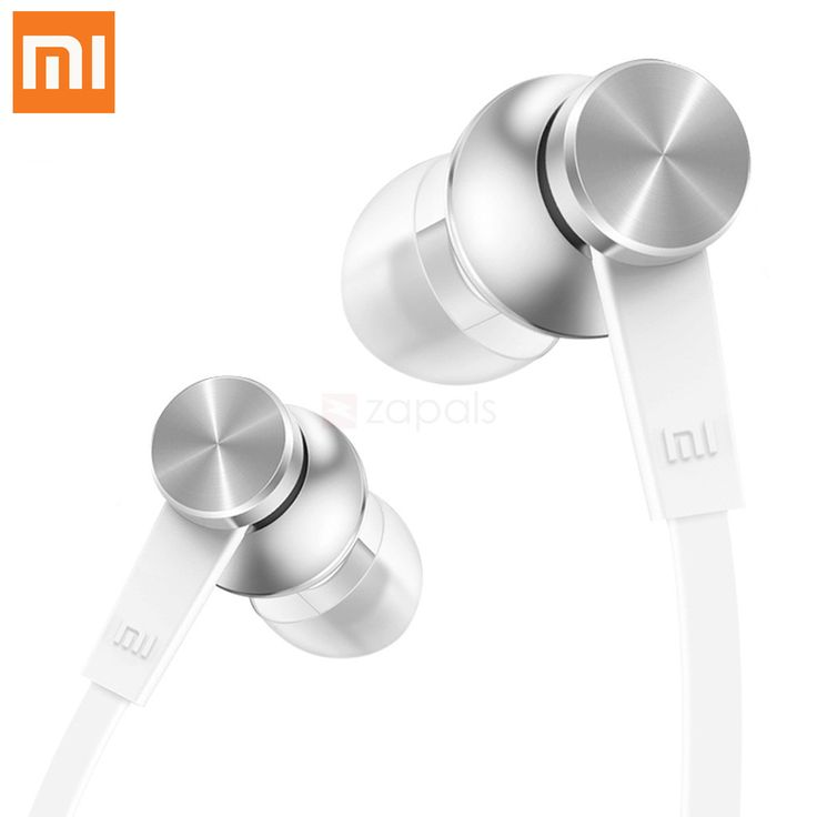 Xiaomi Mi Piston Basic Edition In-Ear Headphones Earbuds with Mic