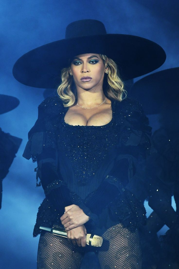 Beyoncé's Tour-Style Evolution: From Homemade Dresses to ...Givenchy Bodysuits...2016
