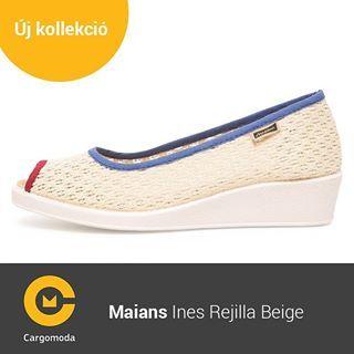 Maians Ines Rejilla Baige - Megérkezett az új tavaszi-nyári Maians kollekció! www.cargomoda.hu #cargomoda #maians #madeinspain #handcrafted #springsummercollection #spring #summer #mik #instahun #ikozosseg #budapest #hungary #divat #fashion #shoes #fashio