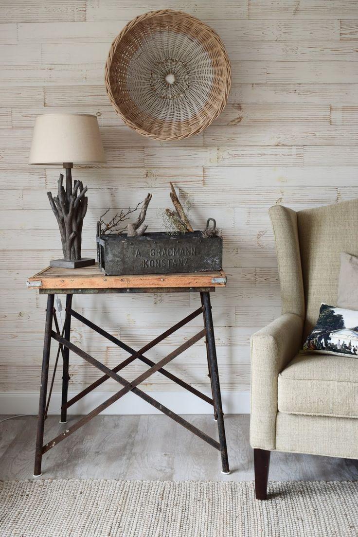 Sideboard für dein Wohnzimmer Ideen im Landhaus Stil natürlich