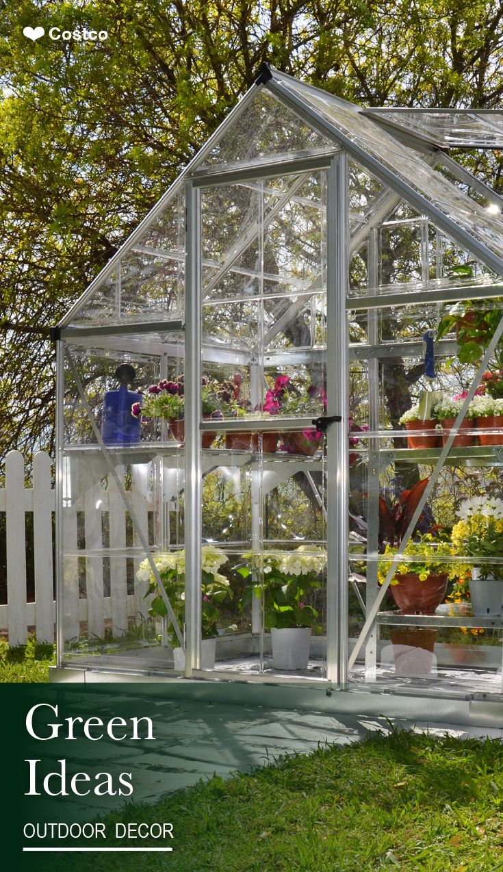 Spring Gardener Greenhouse Costco : Best images about a garden state of mind on pinterest