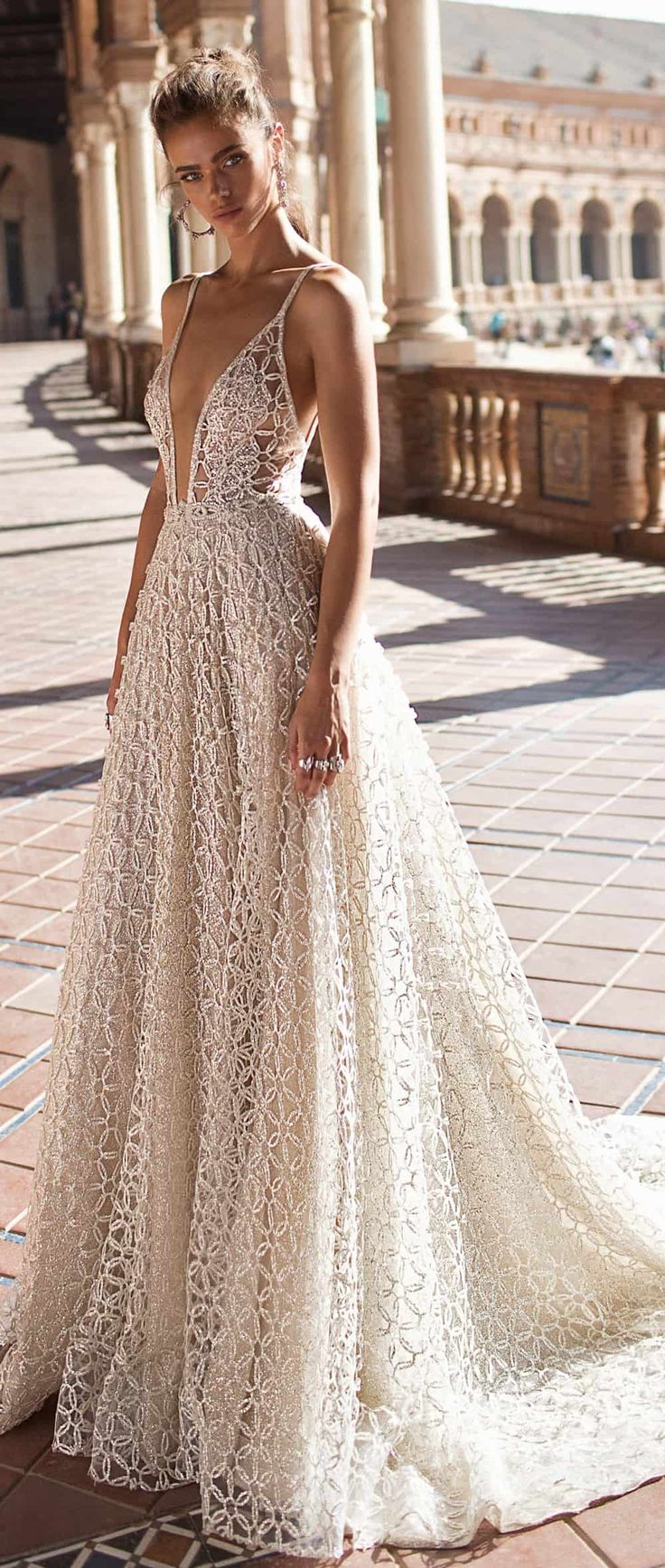 Berta Wedding Dresses: Seville Collection for Fall 2018