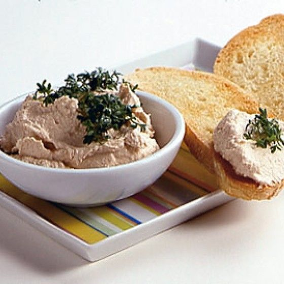 Thunfisch-Frischkäse-Creme