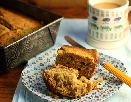 Recipe for pear spice cake with cardamom and ginger - The Perfect Pantry®  (Serve with cream cheese frosting!)