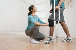 Home Remedies to Repair a Torn Ligament (with Pictures) | eHow