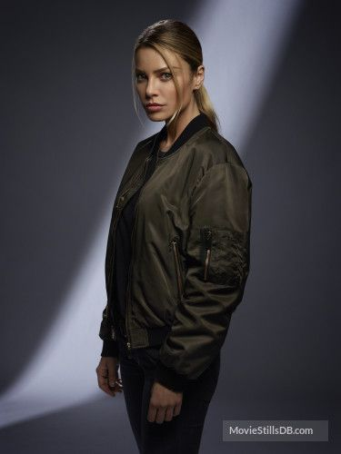 Lucifer - Promo shot of Lauren German