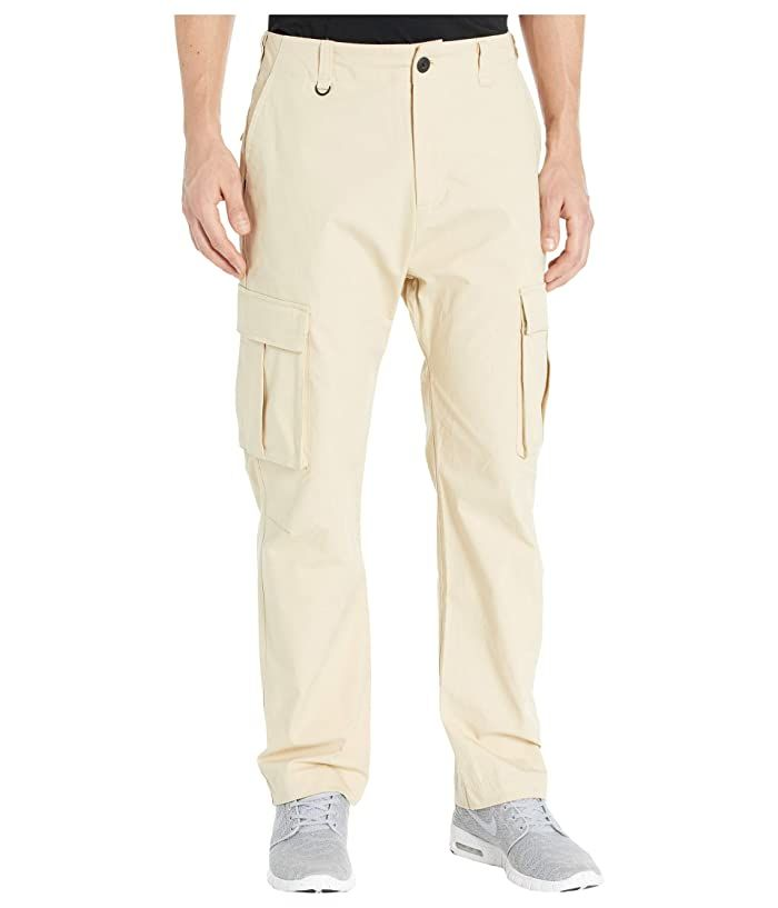 Nike Sb Sb Flex Ftm Cargo Pants Desert Ore Men S Casual Pants With A Lightweight Cotton Construction Robust Cargo Pockets In 2020 Mens Pants Casual Cargo Pants Pants