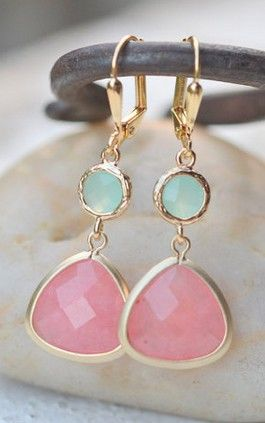 Loving these colors together! #fashion