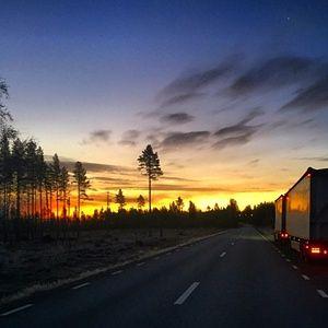 Instagram snapshots: Marie Fagerström in Swedish Lapland