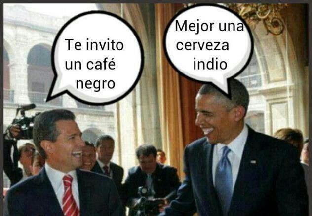 Peña Nieto y Obama