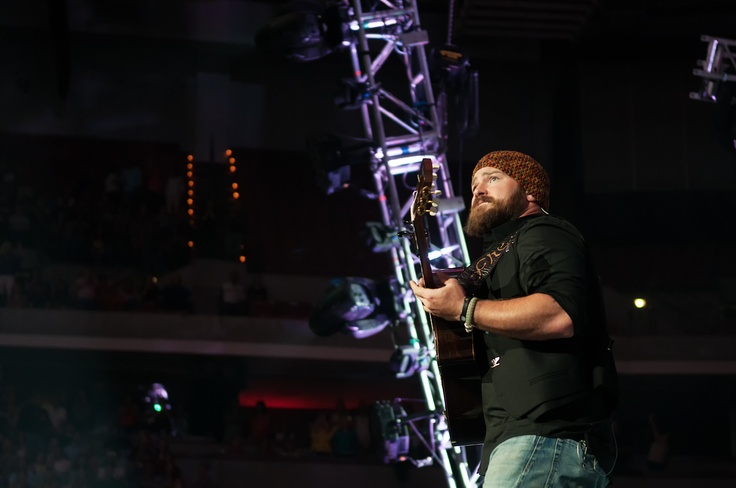 Zac Brown Band at the Bon Secours Wellness Arena: May 10, 2012