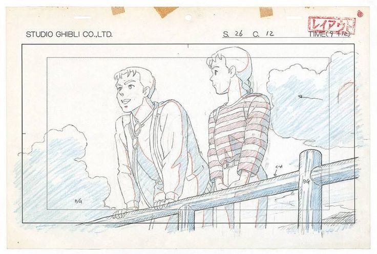 Anime Production | Anime Amino