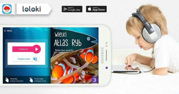 Loloki.pl - Biblioteka mądrych dzieci! Nielimitowany dostęp do 187 ilustrowanych audiobooków już od 3,50 zł za tydzień. Bajki i książki edukacyjne dla dzieci. Odwiedź stronę loloki.pl albo pobierz aplikację z GooglePlay lub AppStore.