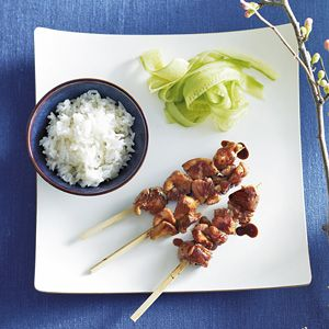 Recept - Kip yakitori - Allerhande