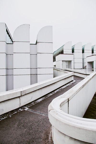 Bauhaus Archive, Berlin. Photo byMatthias Heiderich FromCereal Magazine Volume 2