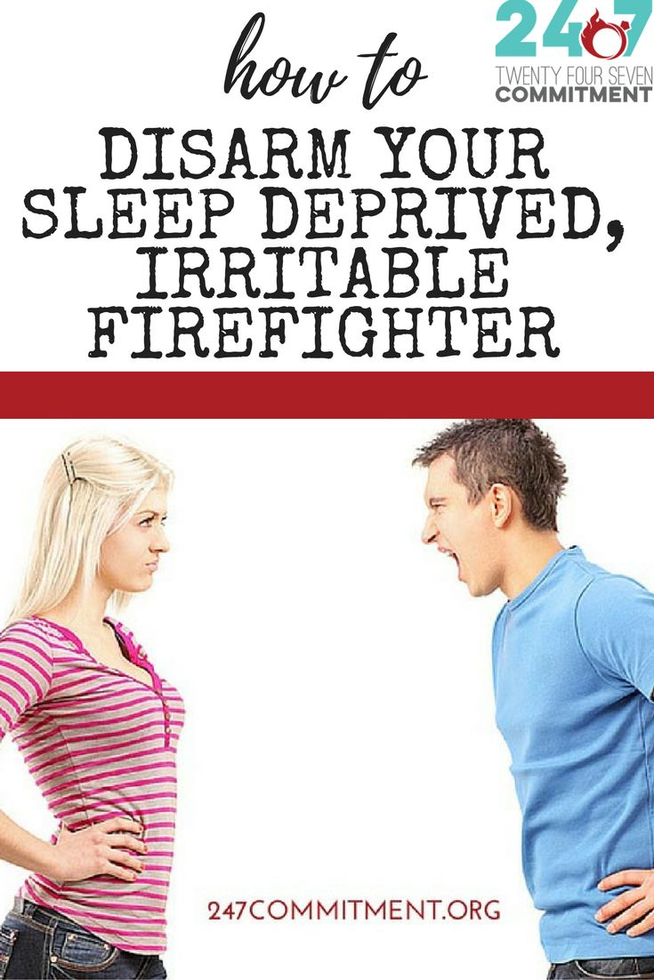 He comes home tired, short-tempered and you have no idea what to do. Check out these top tips for helping your firefighter through the long nights and transitioning to family time.