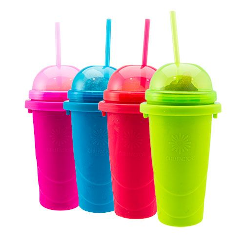 Chill Factor - Colour Blast Slushy Maker // and it actually works! | | For the Kiddos ...