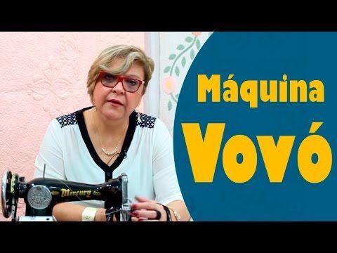 Aula Bônus Semana do Quilting: Quiltando na Máquina da Vovó! - YouTube