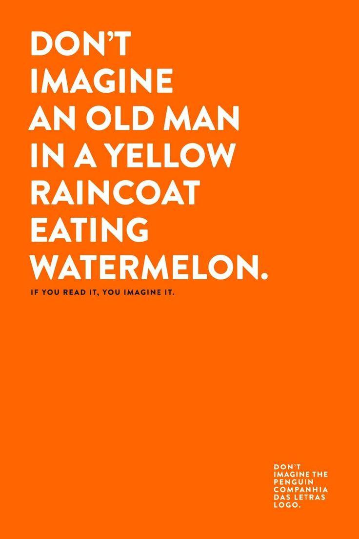 Cannes Lion 2014 - Penguin Companhia Das Letras: Watermelon