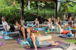 Yoga teacher training student reflects on her second week in Bali.