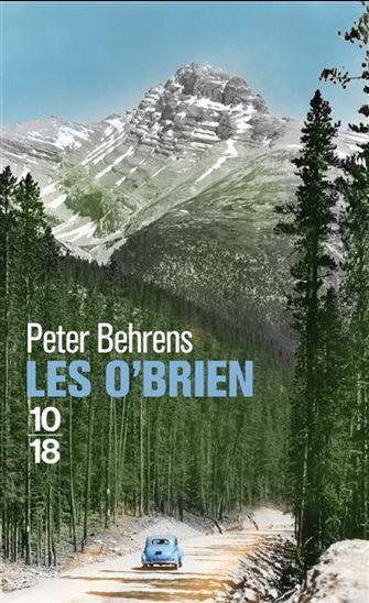 Les O'Brien - PETER BEHRENS #renaudbray #livre #book #litterature