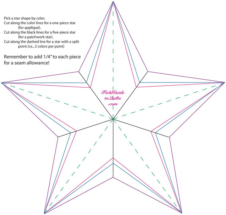Barn Star Template Images - template design free download
