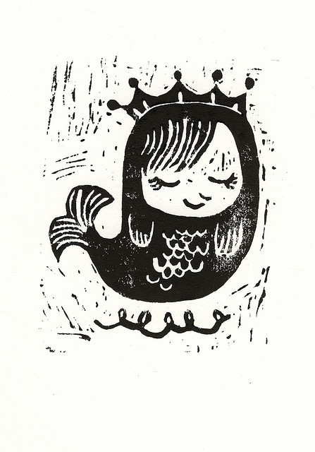 mermaid by p.noo industries