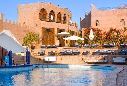Voyage Maroc Go Voyages, promo séjour pas cher Marrakech au Hôtel Le Kasbah Mirage 4* prix promo séjour Go Voyage à partir 339,00 € TTC 8J/7N