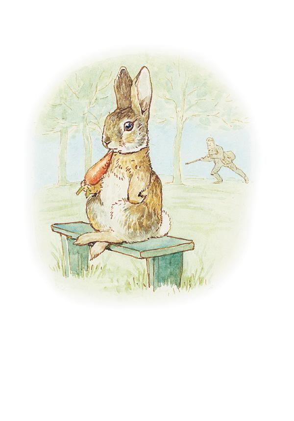 картинки беатрис поттер кролик