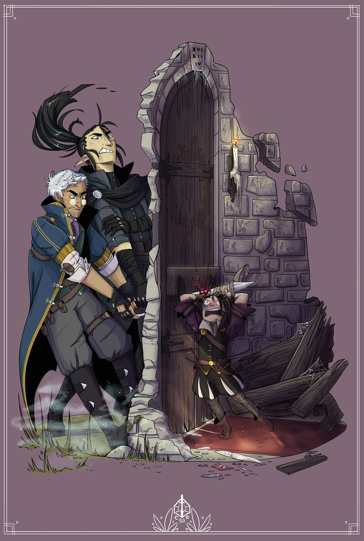 35 Best Images About Critical Role/DnD On Pinterest