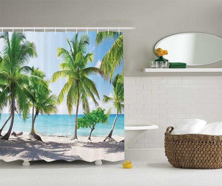 101 Beach Themed Bathroom Ideas: Best 25+ Beach Shower Curtains Ideas On Pinterest