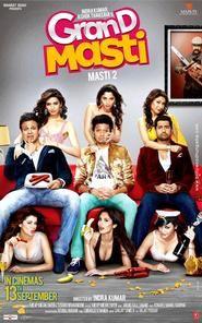 Grand Masti [2013] Full Movie Watch Online Free Download