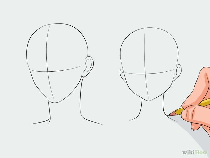 How to Draw Manga Hair: 7 Steps (with Pictures) - wikiHow