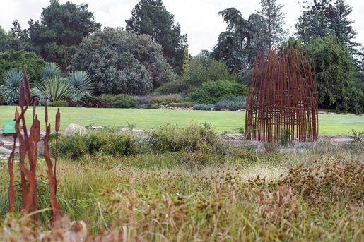 Diadem - Adelaide Botanic Gardens / Interpretive & interactive elements