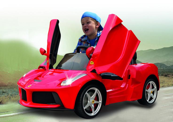 Ride on Car Laferrari Art.-Nr. 460219