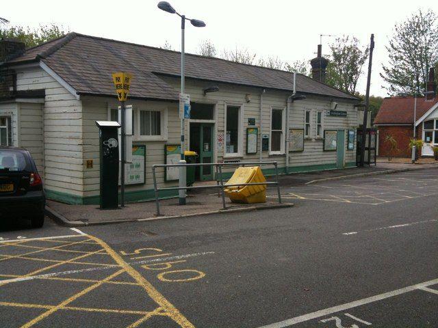 Woldingham Railway Station (WOH) in Woldingham, Surrey