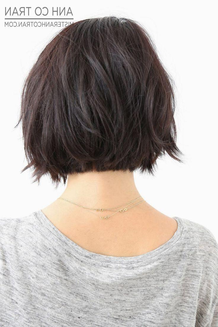 best 25+ short hair back view ideas on pinterest   hair in